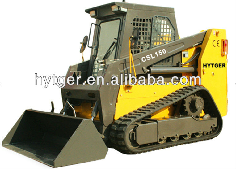 2014 high quality racoon skid steer loader