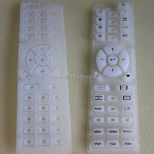 Top grade new standard silicone rubber keypad