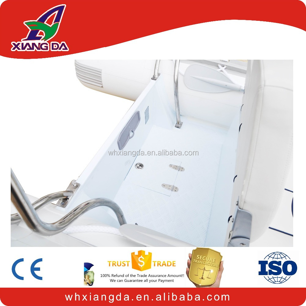 New style aluminum cabin boats