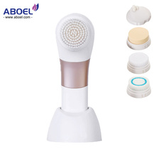 Facial Massager Skin Cleansing and Moisturizing Home Spa Waterproof System for women's facial and body care brush set