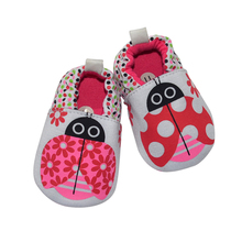Cute beatles printed baby shoes