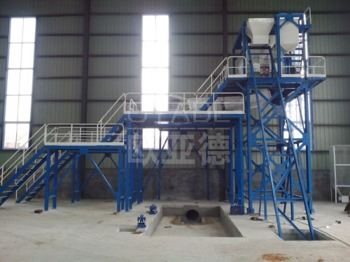 automatic light-weight eps sandwich wall panel production line/construction equipment light weight eps sandwich wall panel line