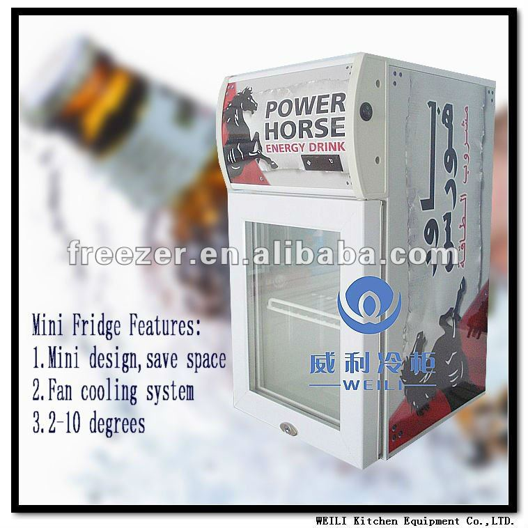 20L Small-Sized General Refrigerator Beverage Refrigerator