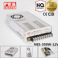 350w NES-350-12 220vac to 12vdc Switching Power Supply for cctv cameras