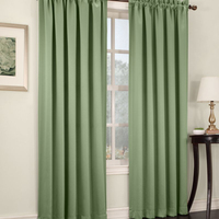 Thick blackout curtains thermal curtain linings