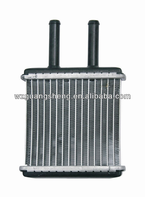 KIA PRIDE 93 heater core for kia heater for kia heater radiator for PRIDE heater radiator for OEM:KKY0161A10