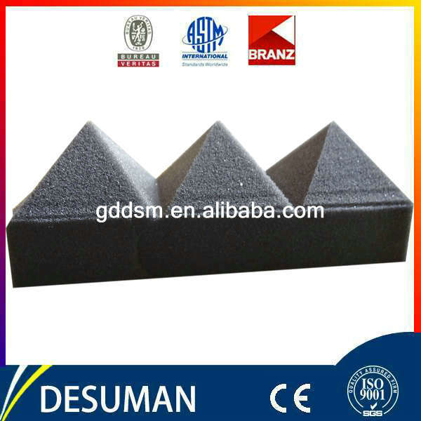 High quality acoustic foam edge hardener with high quality