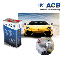 ACB good quality paint toyota car paint 2K clearcoat