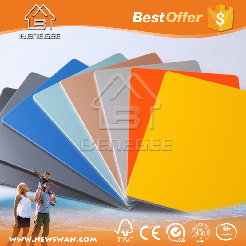 Aluminum Composite Panel and Accessories Price List