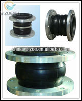 factory supply galvanized rubber expansion joints concrete