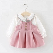 <strong>Girl's</strong> <strong>dress</strong> autumn wear 0-3 - year - old baby fashionable long - sleeved princess <strong>dress</strong>