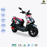 best performance 2017 made in China bike racing game to play cheap fast 1000W electric motorcycle BWS for adults