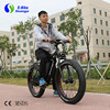 26 inch aluminum frame fat tire adult electric motorcycle