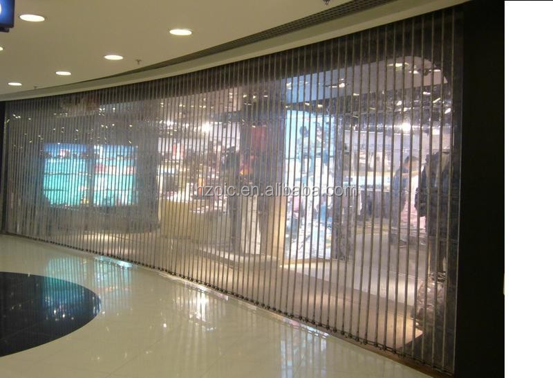 China Made Polycarbonate Transparent Door
