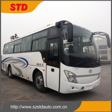 New 40 seat long distance luxury bus price for sale