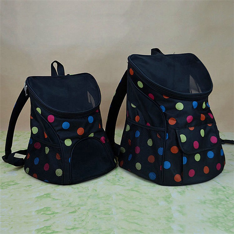 Cute Travel Waterproof Carrier Dog Backpack Bag in Guangzhou