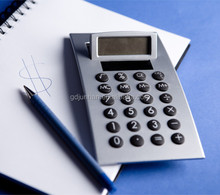 New model desktop big button solar calculator
