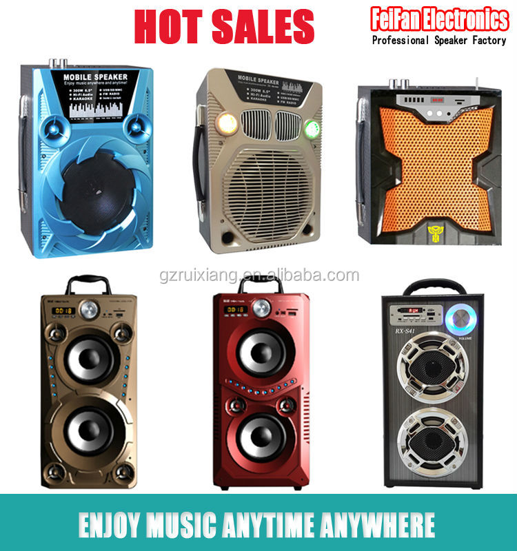 Top Sale 5.0 Inch high quality bluetooth speaker portable speaker