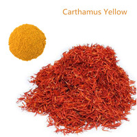 Natural Carthamus Yellow Food Color