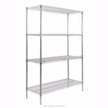 Commercial cold room heavy duty stainless steel wire mesh shelves