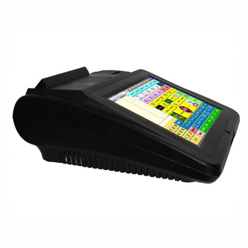 Factory direct promotional 12 inch new design all in one pos cash register