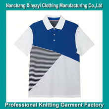 2013 fashion style polo shirt for men/wholesale men clothes for appreal/Chinese clothing manufacturers