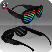China Gift Items Led Cheap Factory Price Voice Control Children Sunglasses