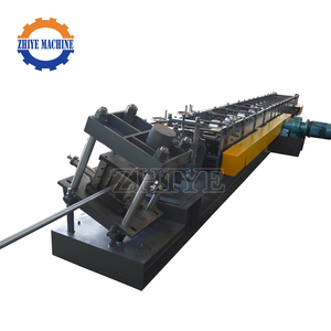 C Z U Shape Purlin Exchange Roll Forming Machine Manufacturer for Russia