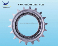 Morooka 1500 sprocket for undercarriage excavator