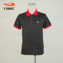 AFP397 Restaurant Polo T Shirt Uniform Water / Oil Resistant