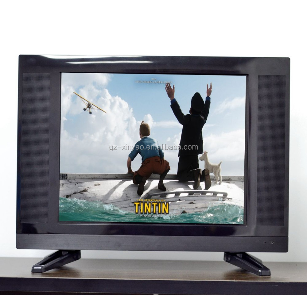 full hd 19 inch square electronic tv television stocklot