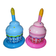 2017 trending products inflatable birthday cake decorating