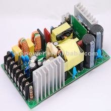 various voltage pcb ac to dc power supply 200w