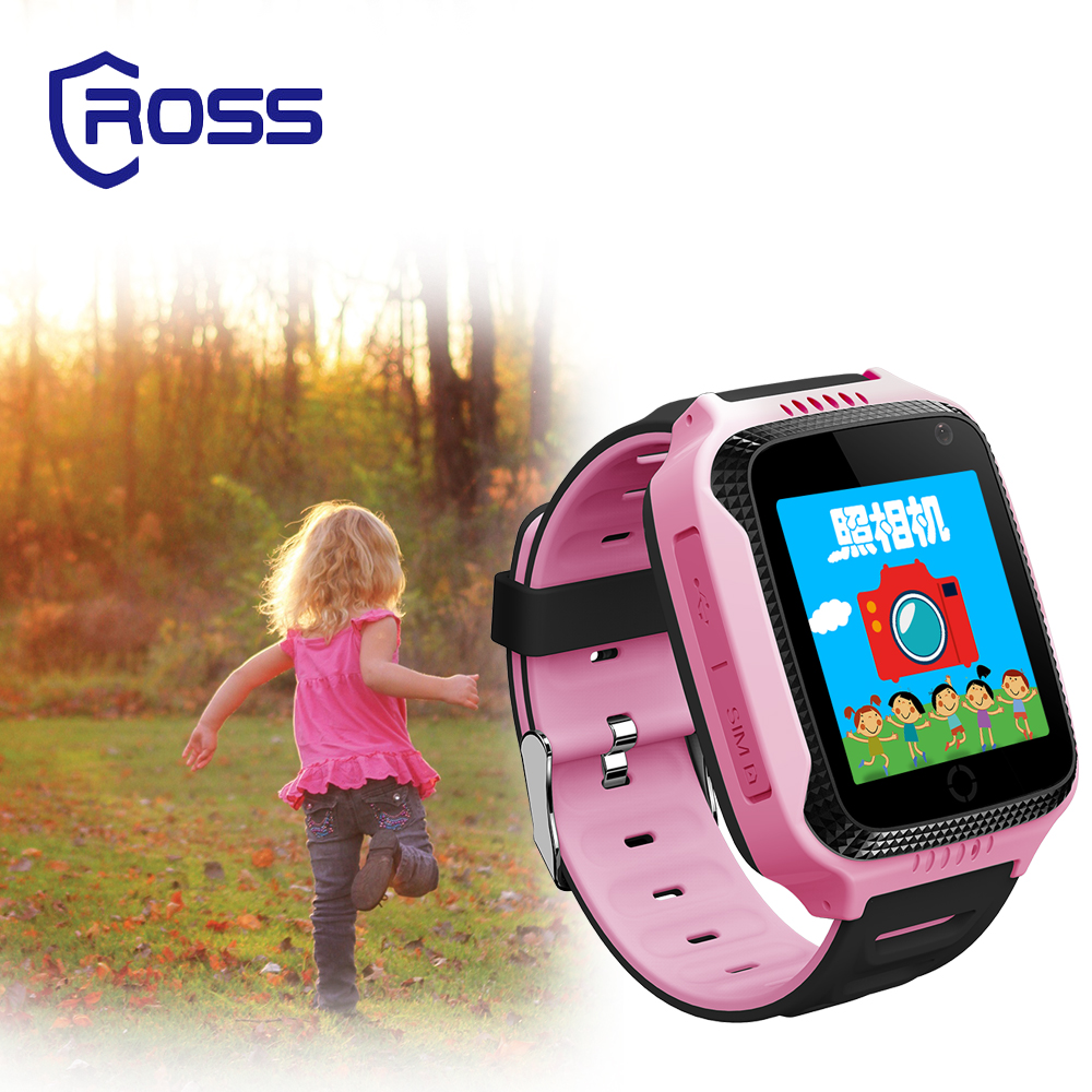 private label black most seen on tv blue small MOQ TFT smaer kids smart watch sim language phone