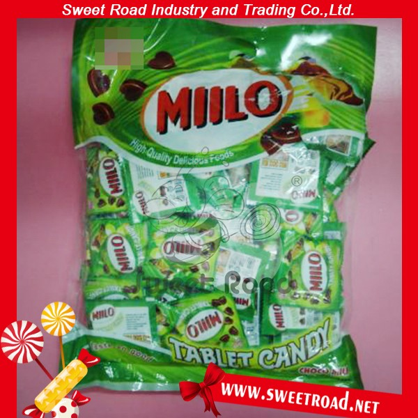 Milo Cube Chocolate&Milk Tablet Candy