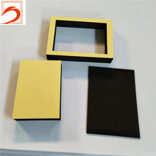 Factory Customized Protective Packaging Materials Sponge Molded Foam Die Cutting Sponge Foam Box Inserts Packaging