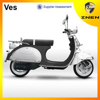 2016The new model: classical, retro and durable 50CC Vespa with certificates of EEC, EPA, DOT