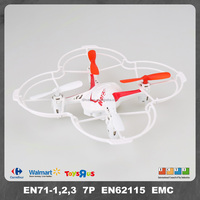 2.4G 4 Channels Die-cast UAV Aircraft with Gyro and Hovering Altitude Automatically