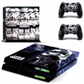 China Manufacturer high quality vinyl decals for PS4 playstation 4 stickers skins