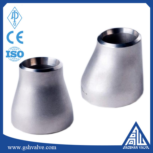 high quality stainless steel pipe fitting concentric/eccentric reducer