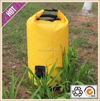 Outdoor riding pvc waterproof zip lock bag factory for swimming survivial backpack