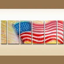 Newest Handmade Wall Decoration Metal Craft for American