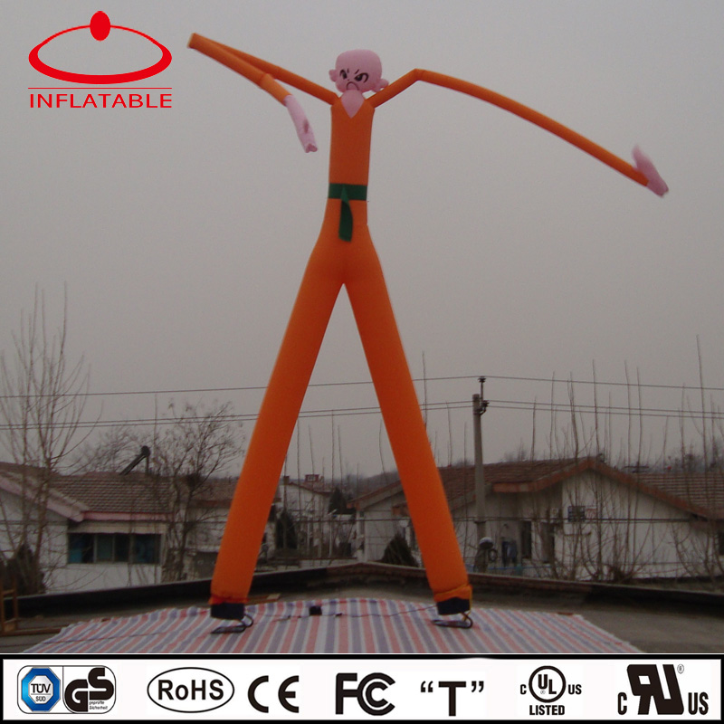 inflatable sky man, inflatable dancing man, two legs inflatable air dancer
