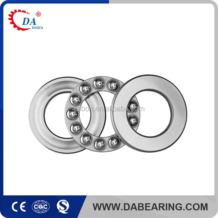 51200 all kinds of flat thrust ball bearings thrust bearing sizes