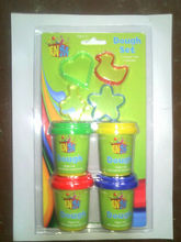 Children's Day gifts color modeling clay set