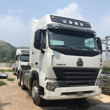 2016 New Hot sale China SINOTRUK HOWO A7 Tractor Truck Head/Diesel Tow Truck/Tractor Heads for Sale
