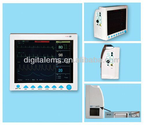 High Quality jerry-a nibp patient monitor CMS8000