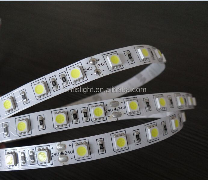 5050 SMD RGB 300leds 2700-7000K 24V led tape lighting