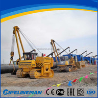 PMG70 side boom pipelayer,oil pipeline equipment