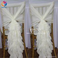 Fashionable design wholesale chair sashes